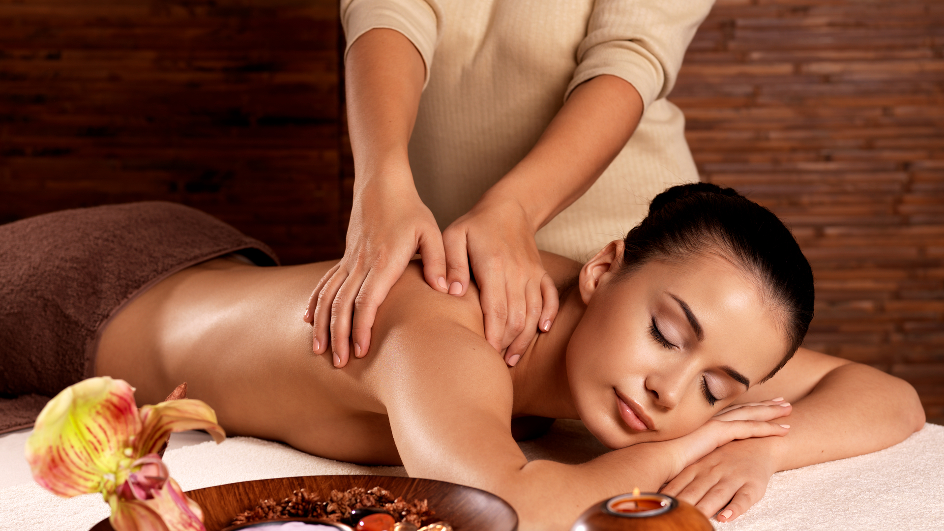 Thai massage wellness skanderborg Thai massage Auning